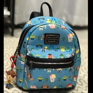 Disney Parks Toy Story 4 Loungefly Mini Backpack